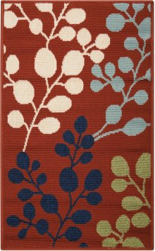 Caribbean Crb01 Rus Rectangle Rug 1'9'' X 2'9''