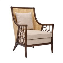 Chronograph Angles Accent Chair