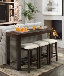 THY100BTSP  Hardy Occasional Bar Table