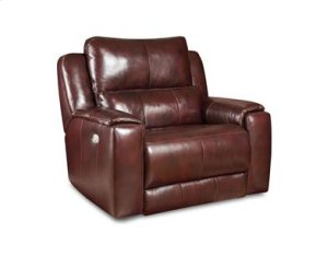 Reclining Chair & 1/2 with Power Headrest