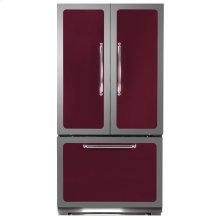 Cranberry Classic French Door Refrigerator