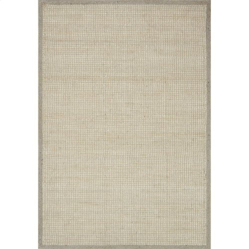 "Sydney Light Grey Rug - 5'-0"" x 7'-6"""