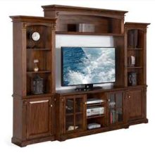 "Tuscany Grand 118""W Ent. Wall"