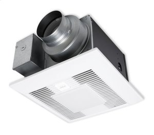 WhisperGreen Select One Fan/Light - Multiple IAQ Solutions, 50-80-110 CFM Product Image