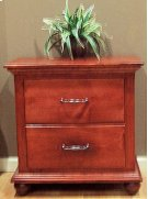 """#408 Kingston Night Stand 28""""wx18""""dx28""""h Product Image"""