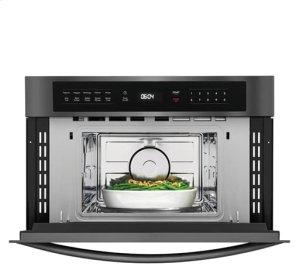 Frigidaire Gallery 30'' Built-In Microwave Oven with Drop-Down Door