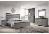 1059 Bellebrooke Queen Bed with Dresser and Mirror
