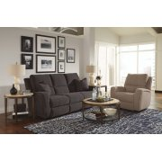 Hammond Fabric Power Reclining Sofa Product Image