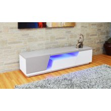 New tv Stand With LED Light