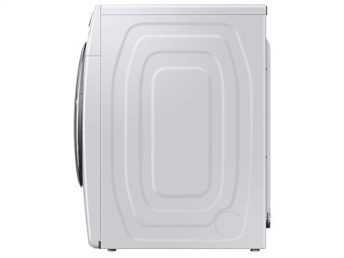 DV6300 7.5 cu. ft. Smart Electric Dryer with Steam Sanitize+ in White