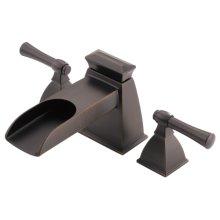 Roman Tub Faucet With Channel Spout