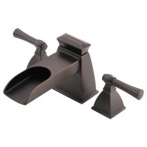 Roman Tub Faucet With Channel Spout Product Image