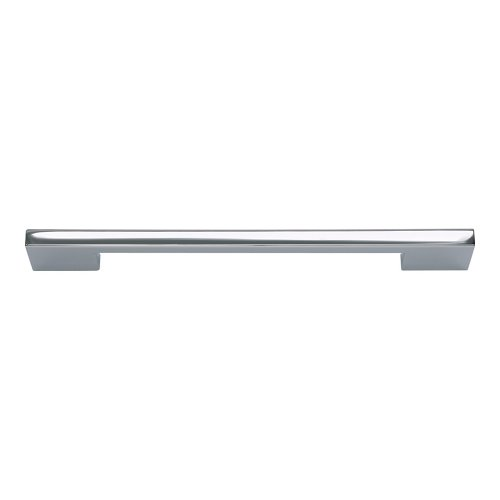 Thin Square Pull 7 9/16 Inch (c-c) - Polished Chrome