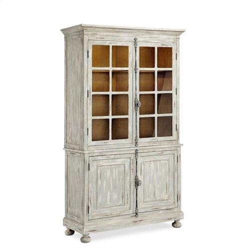 Shapiro Glass Cabinet