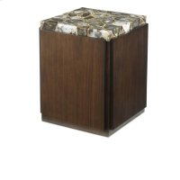 Tribeca Bunching Cocktail Table With Agate Top Product Image