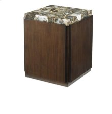 Tribeca Bunching Cocktail Table With Agate Top