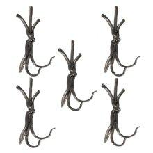 Rush Triple Hook- 5 Piece Set