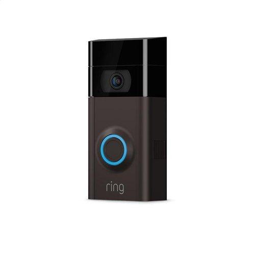 Ring Video Doorbell 2 - Satin Nickel