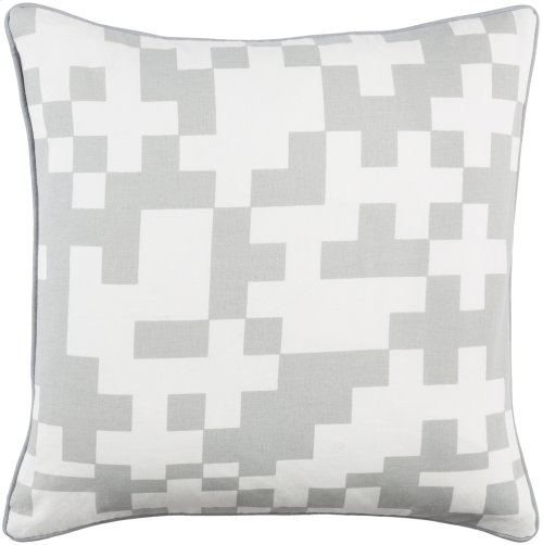 "Inga INGA-7020 18"" x 18"" Pillow Shell with Down Insert"
