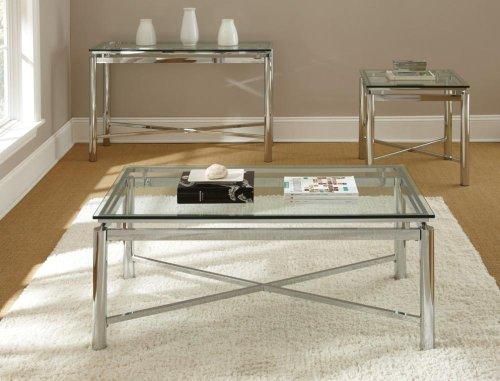 """Nova Sofa Table Base, 30""""H"""