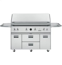 "GE Monogram® 54"" Outdoor Cooking Center"
