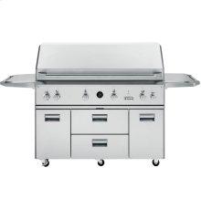 """GE Monogram® 54"""" Outdoor Cooking Center"""