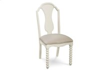 Inspirations by Wendy Bellissimo - Seashell White Boutique Chair