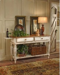 Wilshire Sideboard Antique White Product Image