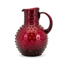 TY Berry Patch Glass Pitcher