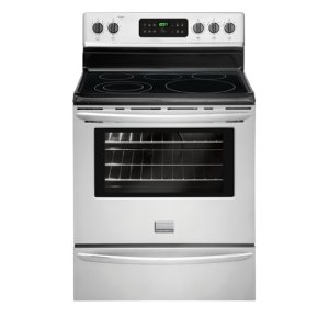 Gallery 30'' Freestanding Electric Range - STAINLESS STEEL