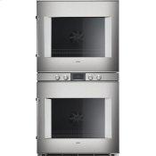 400 Series Double Oven 30'' Stainless Steel Behind Glass, Door Hinge: Right, Door Hinge: Right