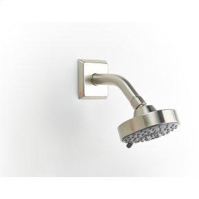 Shower Head Leyden (series 14) Satin Nickel