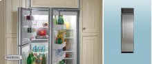 "24"" All Refrigerator Columns - 24"" Marvel All Refrigerator Column"