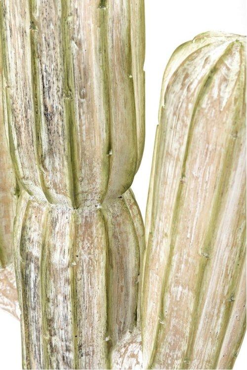 Wooden Cactus