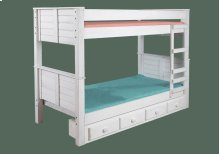 Full/Full Post Bunk Bed