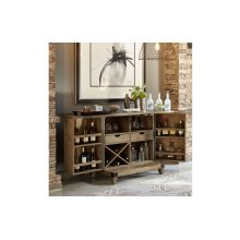 Metalworks Bar Cabinet