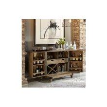 Metalworks Bar Cabinet