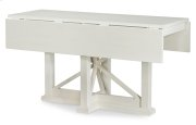 Everyday Dining by Rachael Ray Drop Leaf Console Table - Sea Salt Product Image