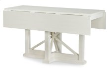 Everyday Dining by Rachael Ray Drop Leaf Console Table - Sea Salt