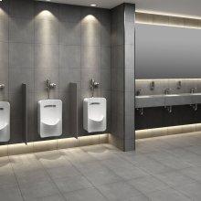 Greenbrook Urinal - Top Spud  American Standard - White