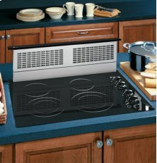 "GE Profile 30"" Telescopic Downdraft Hood"