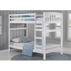 3018 Adaptables White Universal Youth Bed Program