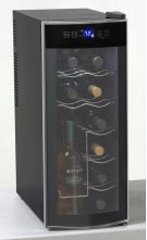 12 Bottle Thermoelectric Counter Top Wine Cooler Product Image
