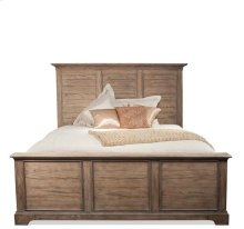 Sherborne Full/Queen Panel Headboard Toasted Pecan finish