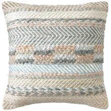 Sand Dune Pillow, DRIFTWOOD, 18X18