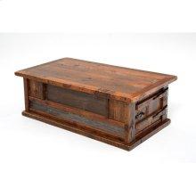 Heritage Flatwillow 2 Door Coffee Table