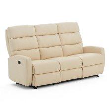 HILLARIE COLL. Space Saver Reclining Sofa