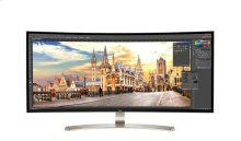"38"" Class 21:9 UltraWide® WQHD+ IPS Curved LED Monitor (37.5"" Diagonal)"