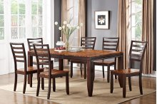 Heritage Park Dining Table & Side Chairs, D638
