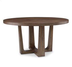 Bowery Place Round Dining Table
